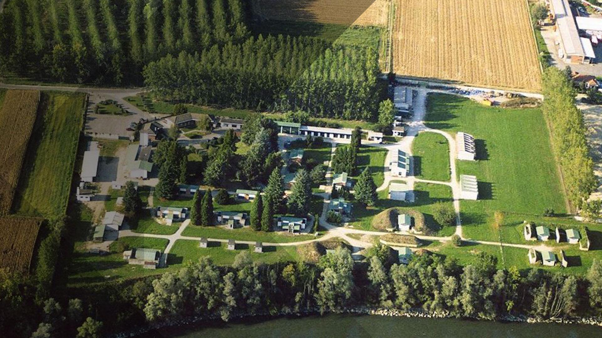 Panzera headquarter immagine dall alto