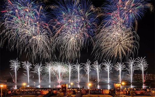 ROSTEC INTERNATIONAL FIREWORKS FESTIVAL